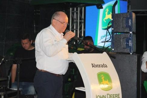 Alvorada Jhon Deere125
