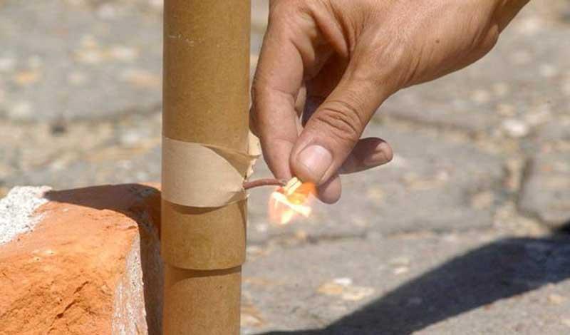 Proibição de fogos de artifício com ruído agora é lei no RS