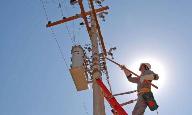 CEEE: 422 consumidores ficarão sem luz em Camaquã no domingo (24)