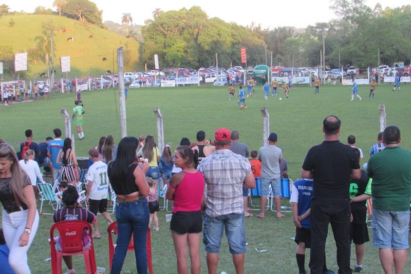 Final da Copa Santa Auta 2019