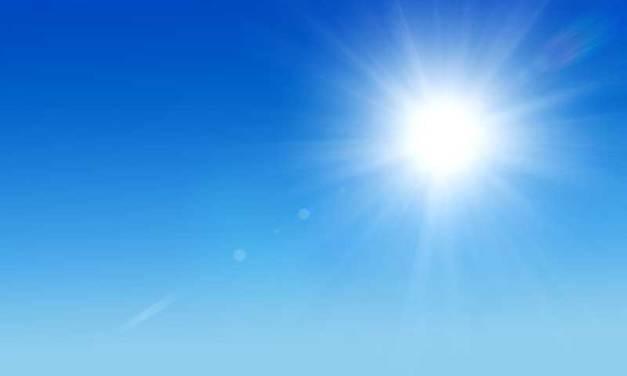 Calorão deve permanecer durante o final de semana