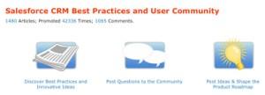 communauté d'utilisateurs de Salesforce