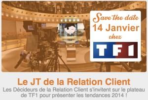 Soirée Tendances de la RC 2014 - Club des Decideurs de la Relation Client