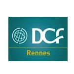 Lidia Boutaghane anime une conférence pour DCF à Rennes.