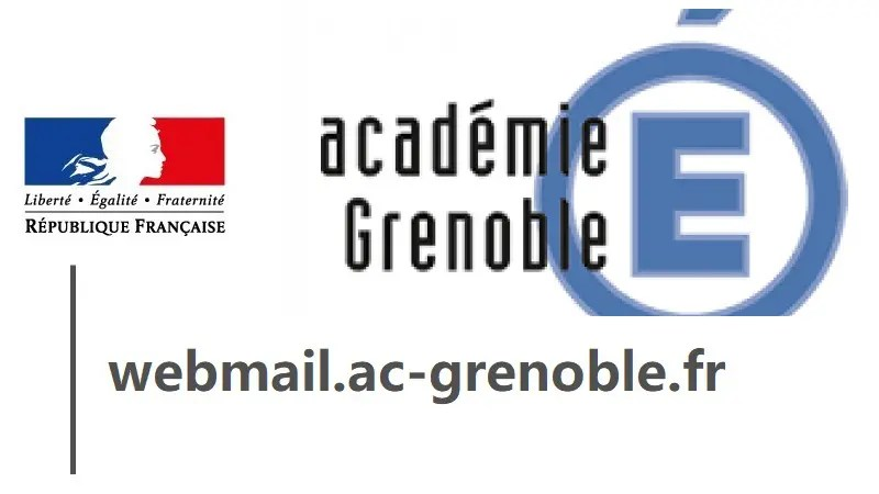 Webmail Grenoble-web mail académique messagerie
