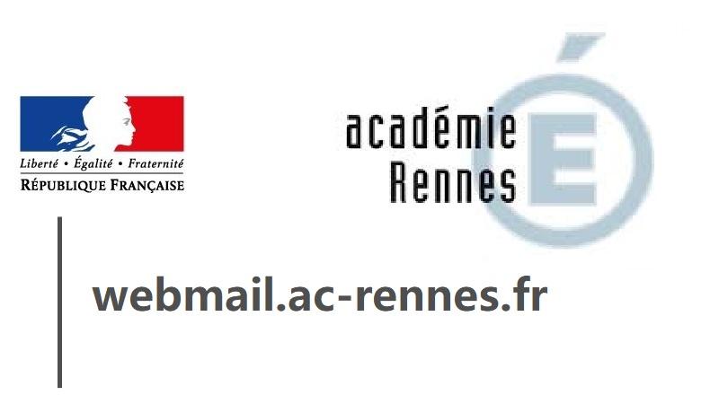 webmail académie de rennes
