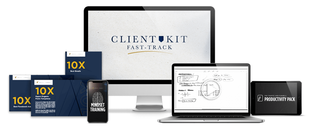 Taylor Welch – Client Kit Fast Track