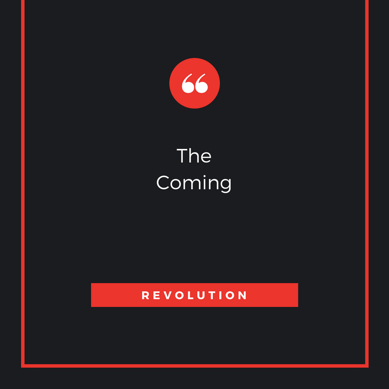 The Coming Revolution: Privacy