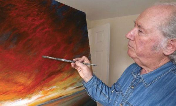British Artist, Roger Hann's paintings in stock - Latest News