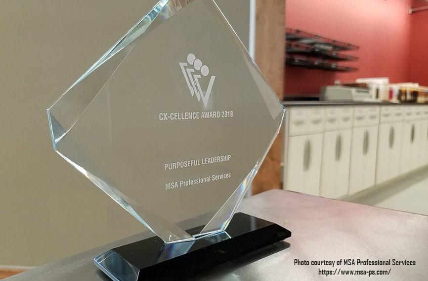 Create an Award-winning Client Experience Culture