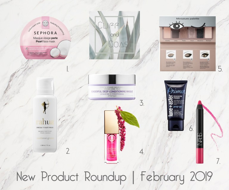 New Product Round Up February 2019