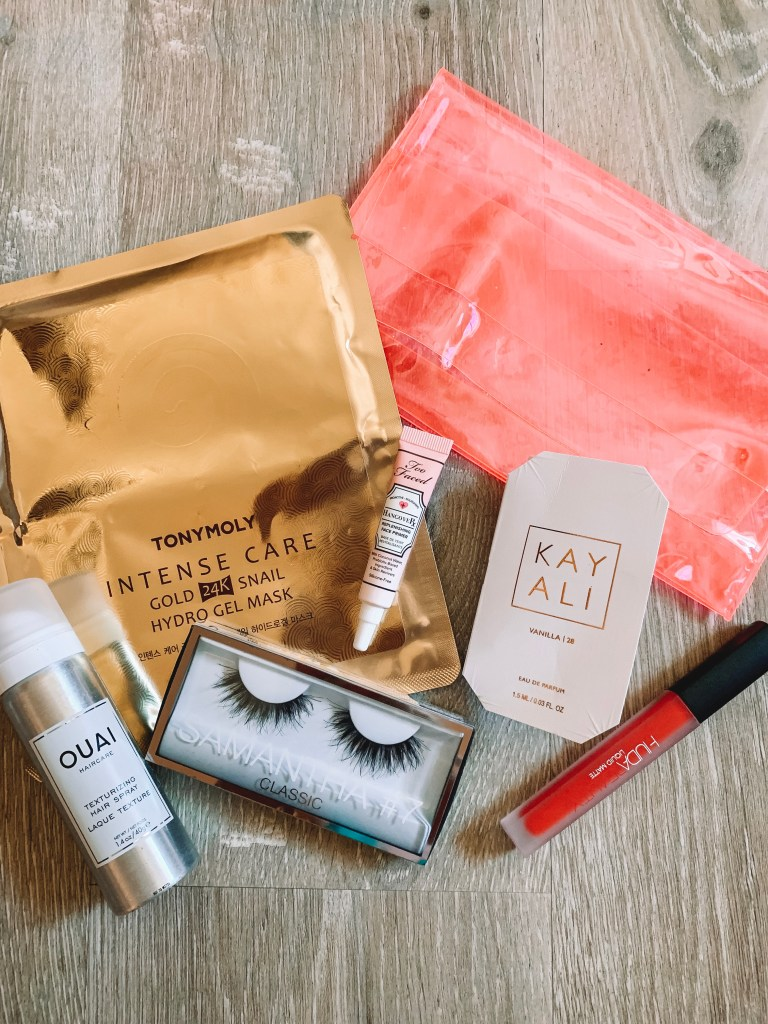 Allure Beauty Box July 2019