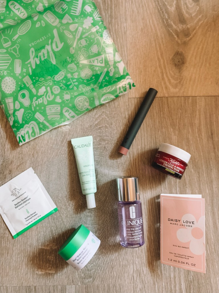 Sephora Play Box July 2019