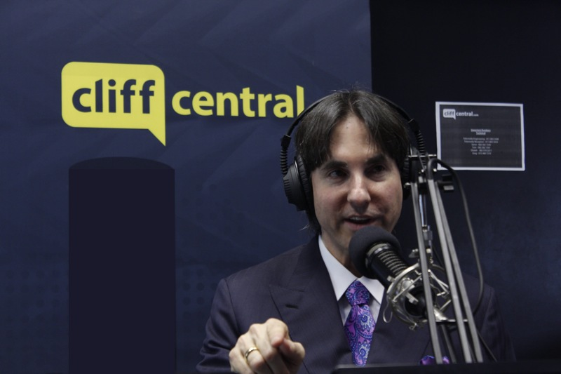 Dr John Demartini Gareth Armstrong Hlubi Mboya Future CEOs Cliffcentral Business Strengths human behaviour author 3