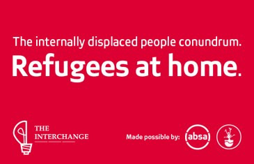 The internally displaced people conundrum: Refugees at home
