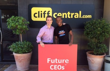 Future CEOs – #StartupOfTheWeek: Thulani Ntshuntshe, Co-Founder Five Star Fire