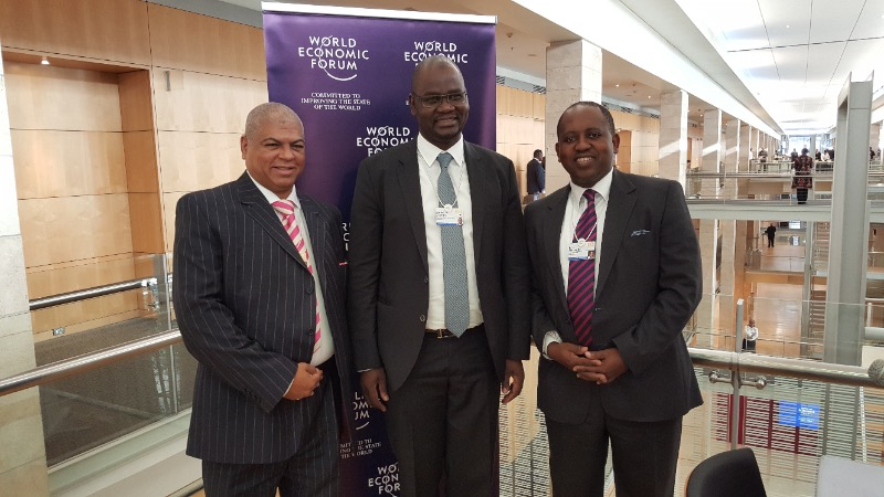 Patrick Dlamini - Chief Executive Officer of the Development Bank of Southern Africa
