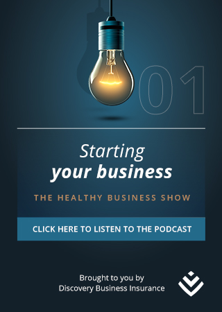 Healthy Business Show - Discovery - CliffCentral Ep1 Sidebar