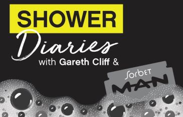 Sorbet Man Shower Diaries – Aki Anastasiou