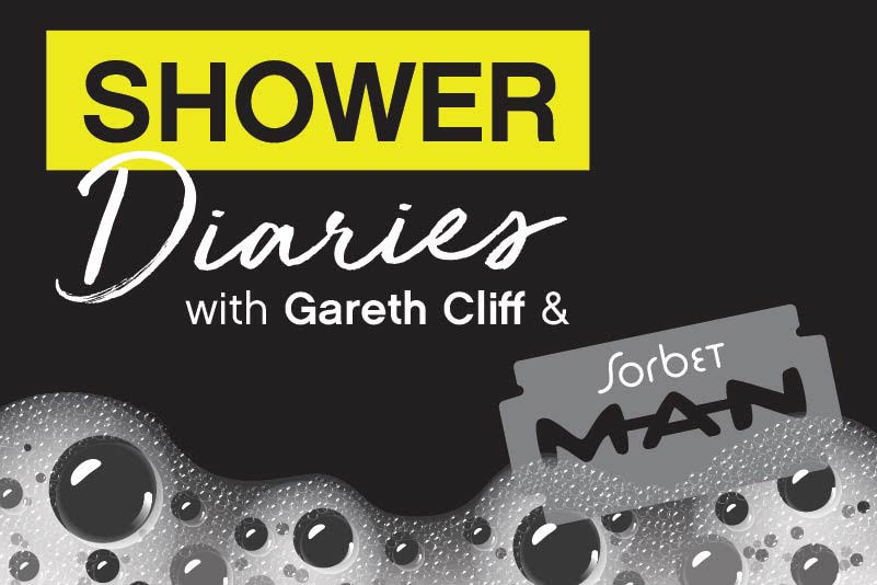 Sorbet Man Shower Diaries - Rich Mnisi