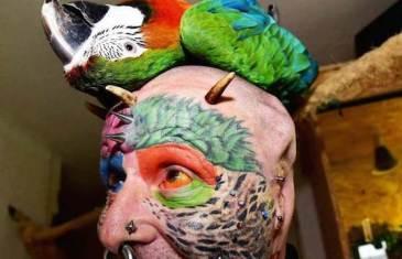 The Birdman of Bristol