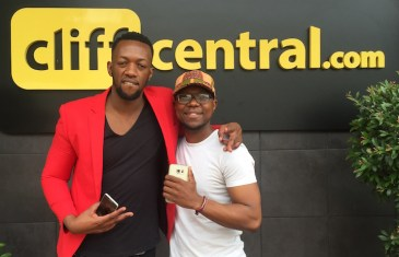 Oneal On CliffCentral – K.O. & Zubz