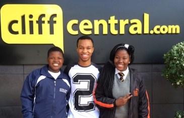 unTapped Talent – Davey Du Plessis & Gauteng Children's Parliament