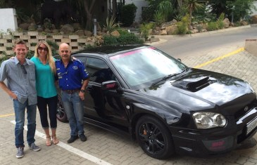 #AutoCentral — Subaru Charity Run