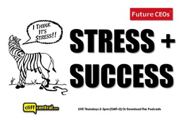 Stress + Success