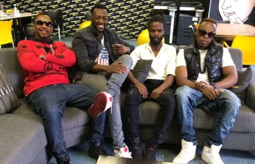 Oneal On Cliffcentral – Adrenaline Clique