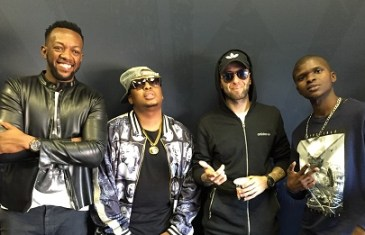 Oneal On CliffCentral – Chad Da Don & Speedy