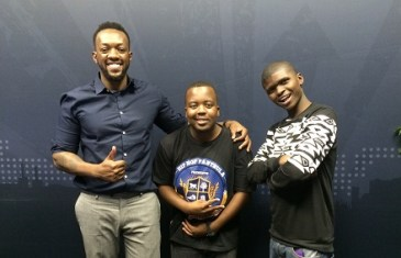 Oneal On CliffCentral – Prince Mopheme & El Blocka
