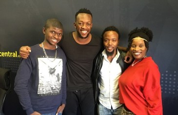 Oneal On CliffCentral – Nothende & Njabulo Seh