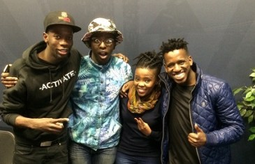 The Open Book – Xolani Sithole & 67 Minutes of Laughter