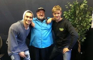 The CasperRadio Show – Jacobus van Heerden & Rory Booth