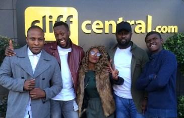 Oneal On CliffCentral – Vanessa Mdee, Zano & GospelOnDeBeatz