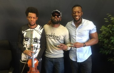 Oneal On CliffCentral – Blaklez & Godwin Strings