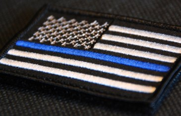 The Q – Thin Blue Line