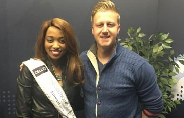 Miss SA 2016 : Ntandoyenkosi Kunene