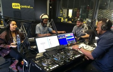 Oneal On CliffCentral – J'Something & Shekhinah