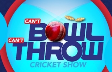The Can't Bowl Can't Throw Cricket Show – Collapso Cricket