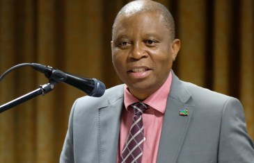 Candid Business – Joburg Mayor Herman Mashaba