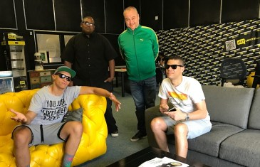 The Gas Comedy Podcast – Nqoba Ngcobo & Richelieu – Silent Comedy?