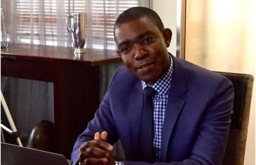 Leader Interview: Themba Baloyi