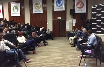 Youth Leadership Platform Event – Sponsored by Sibanye