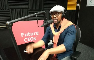Future CEOs – A 3,5 Year Success – Founder & CEO Thumi Phake
