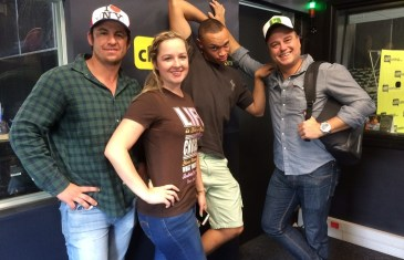 The JUSTNOW Comedy Podcast – Pod-Audience Q&A
