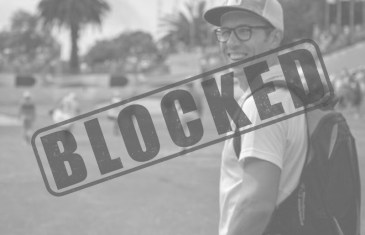 #GCSPodlet – Why is Ben being blocked on Twitter?