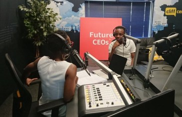 Future CEOs – Creating African Narratives around Start-Ups in the Global Community