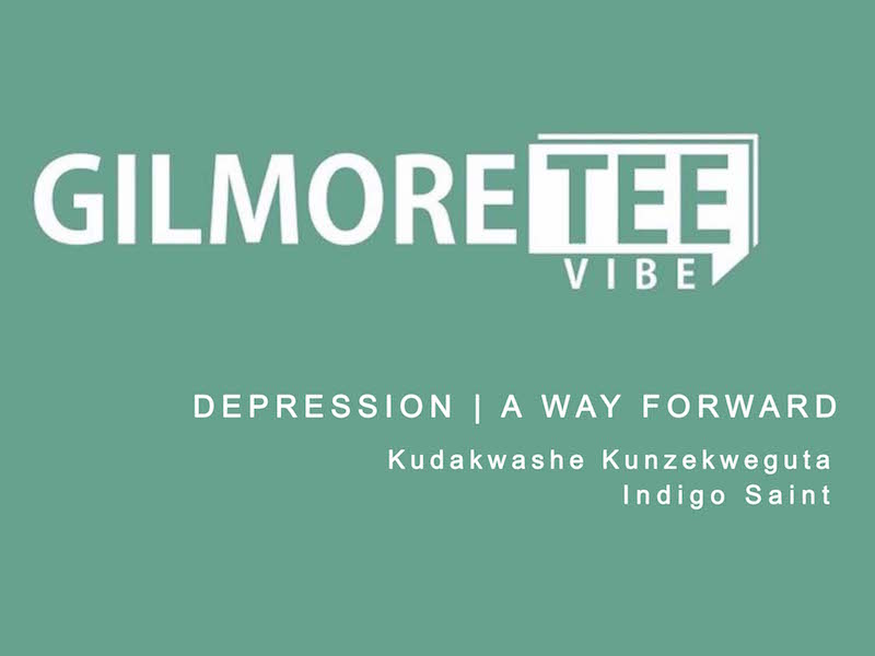 Zimbabwean hip hop act Indigo Saint and founder of the Women's Association of Survivors Kudakwashe Kunzekweguta join Gilmore to talk about depression